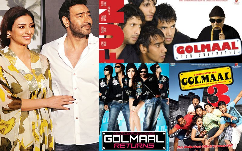 It S Official Tabu Ajay Devgn To Reunite For Golmaal Again