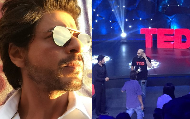 Shah Rukh Khan To Host A TV Version Of TED Talks