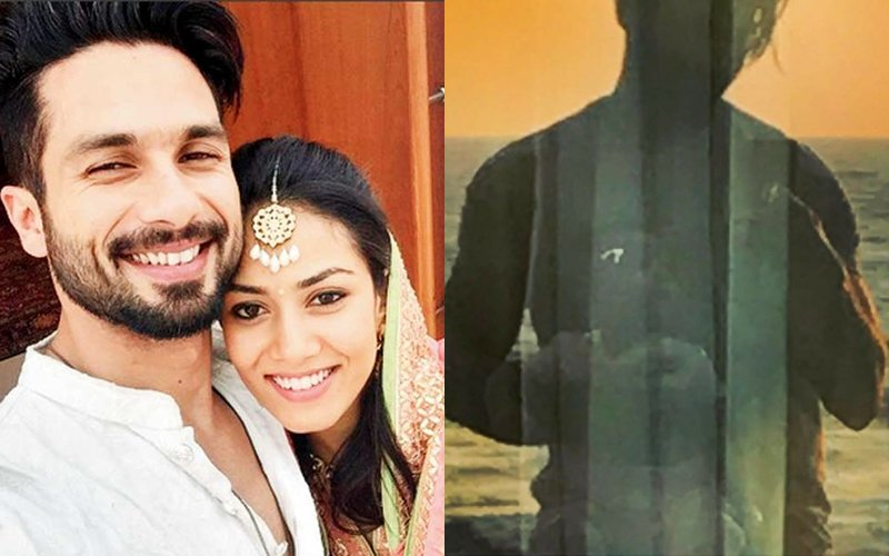 Shahid Kapoor Shares First Picture Of Baby Misha