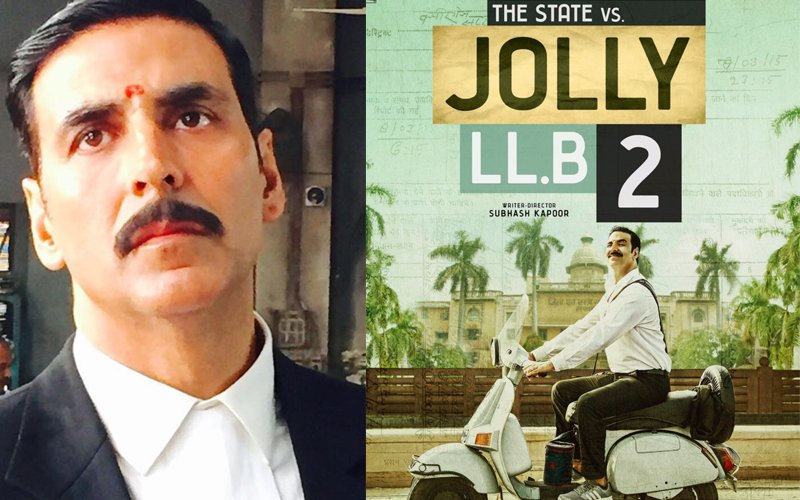 Jolly LLB 2 Gives Up Fight Against Bombay HC, Will Release With Cuts
