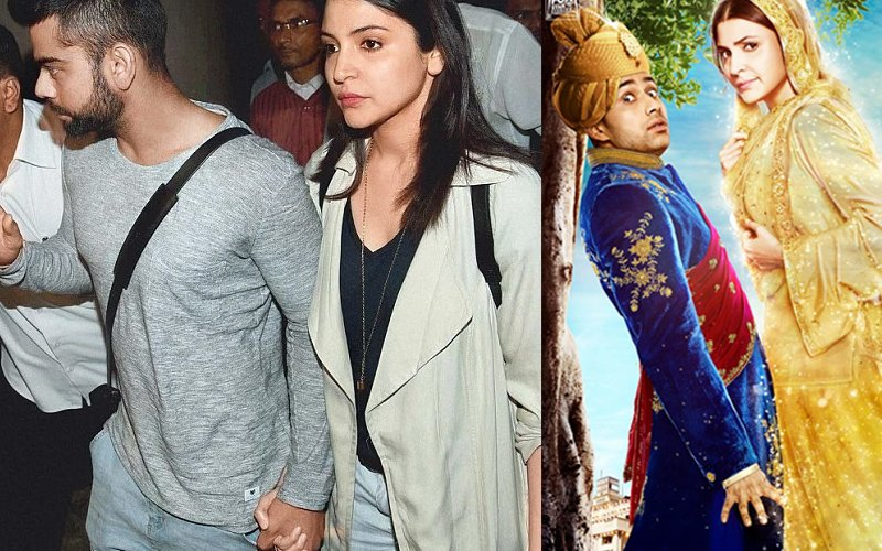 Virat Has NOT Produced Anushka's Phillauri, Get A Life!