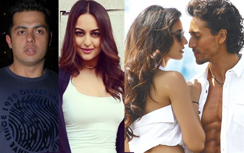 No Mention Of Tiger Shroff & Bunty Sajdeh In Disha And Sonakshi's Valentine Posts!