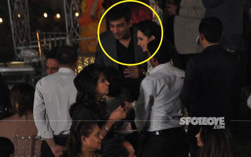 Karisma Introduces Boyfriend Sandeep Toshniwal To Guests At Randhir Kapoor's Birthday Bash