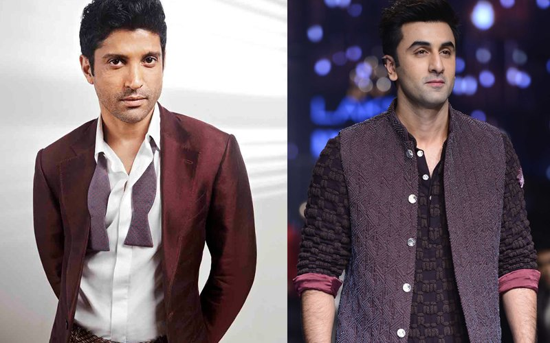 Farhan Akhtar May Lend His Jail Set To Ranbir Kapoor