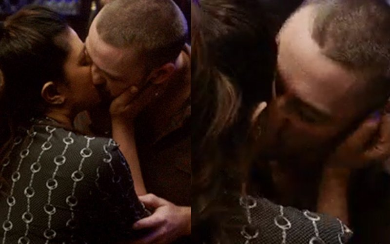 Priyanka Chopra & Jake McLaughlin SMOOCH In A Public Place