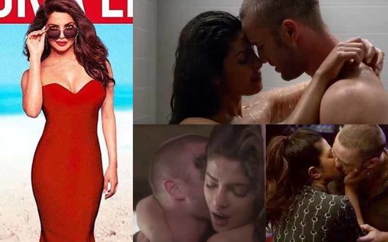 Kissing In Public, Sex In The Car & Wet Lovemaking: How Priyanka Chopra Pushed The Envelope