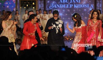 varun alia and big b dancing on tamma tamma