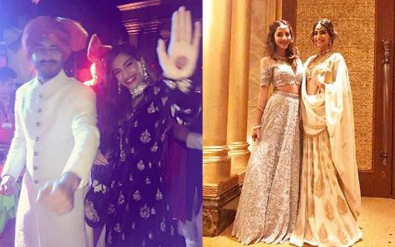 Did Sonam Kapoor Just Announce The Engagement Of Mohit Marwah?