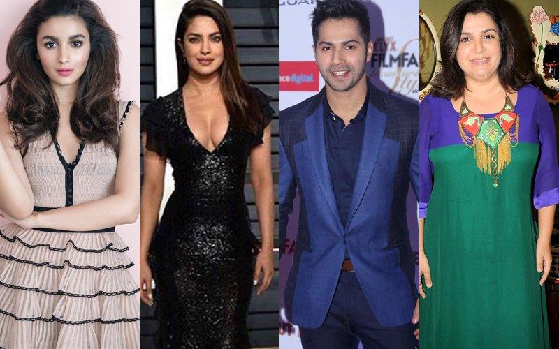 Alia, Priyanka, Varun, Farah Congratulate Karan Johar On Becoming A Father