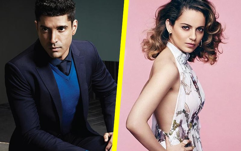 Farhan Akhtar v/s Kangana Ranaut: Lucknow Central To Clash With Simran On September 15