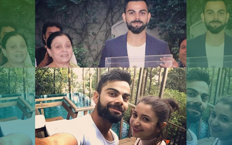 Strongest Women In Virat's Life – His Mom & Anushka