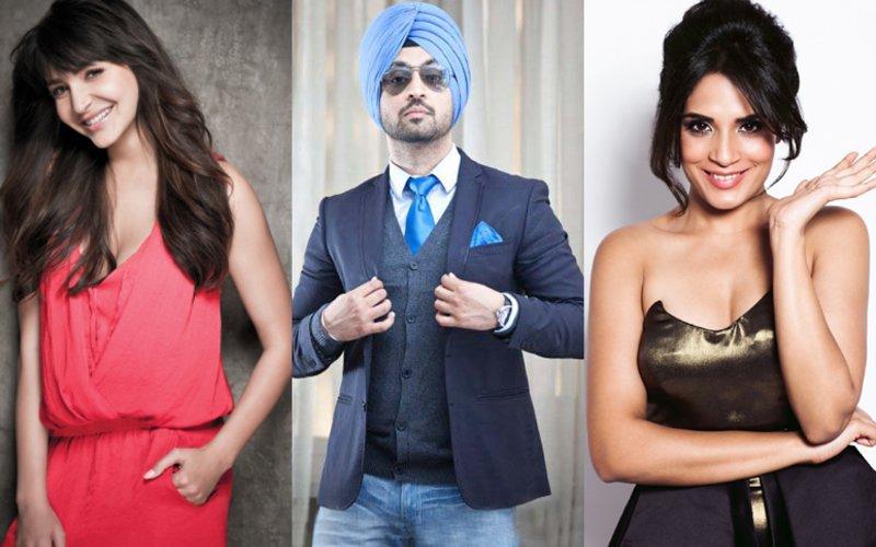 Anushka Sharma, Diljit Dosanjh & Richa Chadha Insist: Play A Safe Holi!