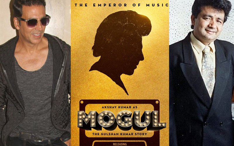 Akshay To Play 'Emperor Of Music', Gulshan Kumar In Mogul