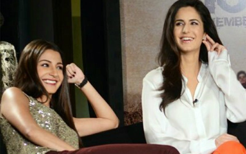 Anushka Sharma Gives Away Katrina Kaif's 2 Big Secrets