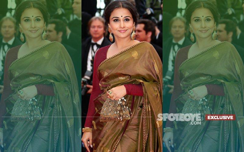 Vidya Balan: Yes, I Don't Wear Sabyasachi Anymore, It's Unfortunate