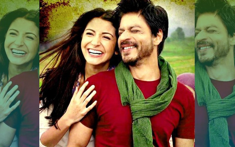 WATCH: Shah Rukh Khan & Anushka Sharma Exchange A Ghostly Kiss In Mannat