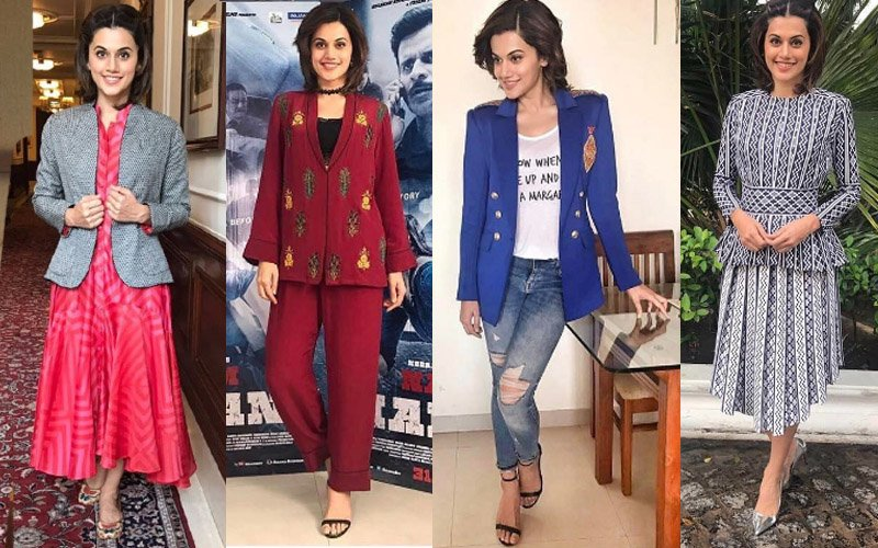 Taapsee Pannu: Actors Have Refused To Work With Me As I'm Not An A-List Actress
