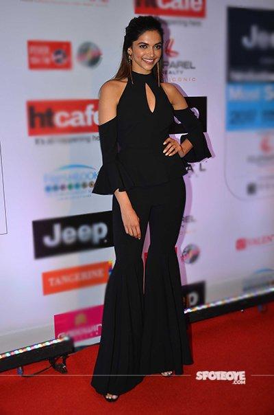 deepika padukone at hindustan times  style awards