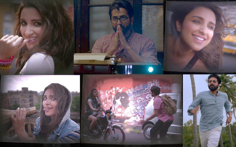 Meri Pyaari Bindu Teaser: Dive Into Parineeti Chopra- Ayushmann Khurrana's Breezy Love Story