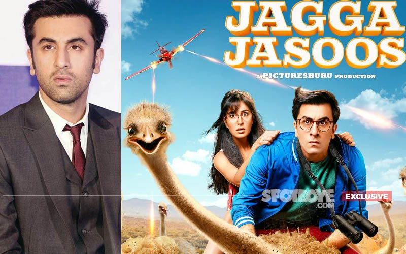 Is Ranbir Kapoor Taking A Break From Production After Jagga Jasoos?
