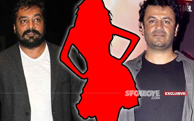After SEX SCANDAL, Anurag Kashyap FIGHTS With Vikas Bahl & Demands His Exit From Phantom
