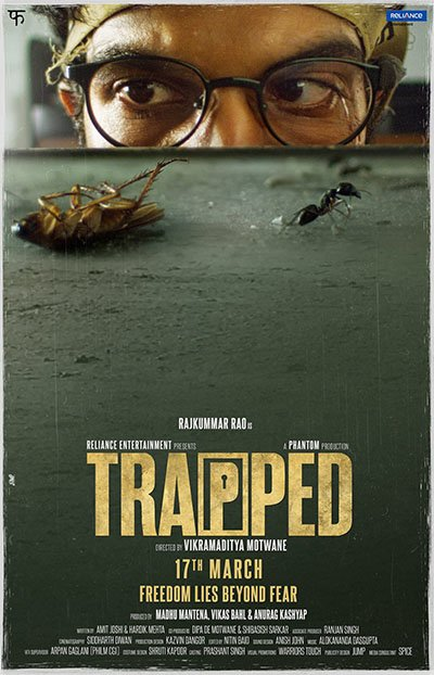 trapped movie poster