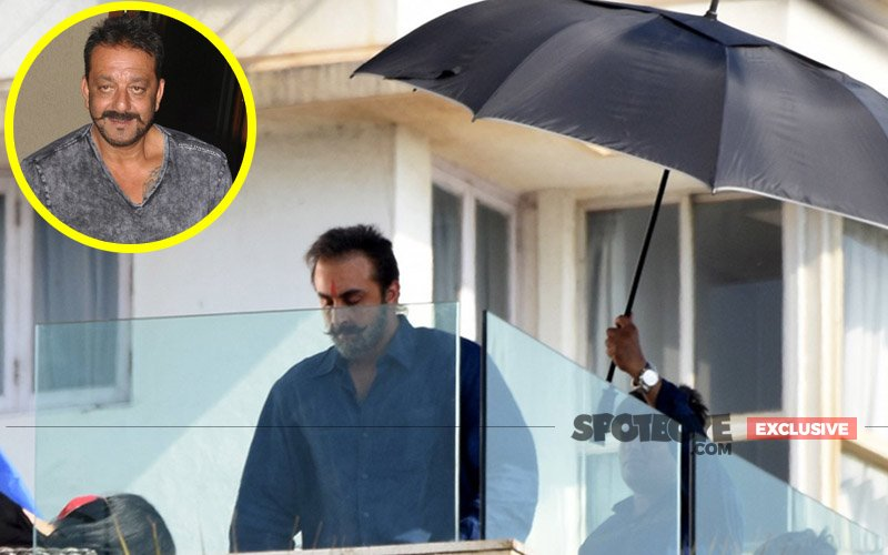 Ranbir Kapoor's Shoot Stalled Outside Sanjay Dutt's Home In Pali Hill