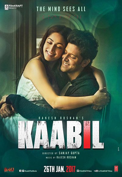 kaabil movie poster 2017