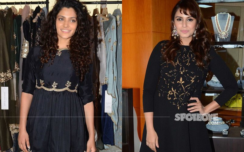 Saiyami Kher, Huma Qureshi And Others Grace Payal Singhal's Fashion Preview