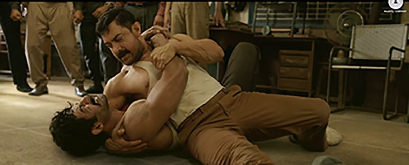 dangal movie still
