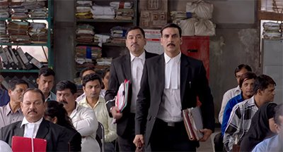 akshay kumar in jolly llb 2 movie