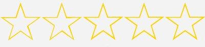 0 stars rating for films