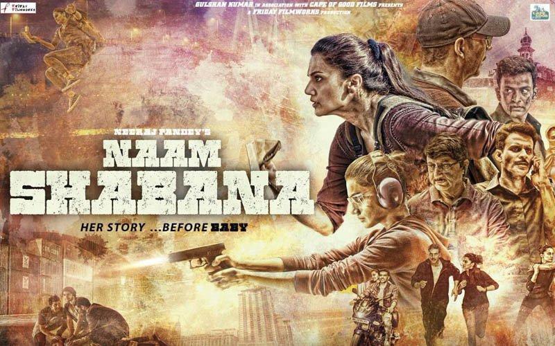 Movie Review: Naam Shabana, Aur Address Hai Torture Chamber