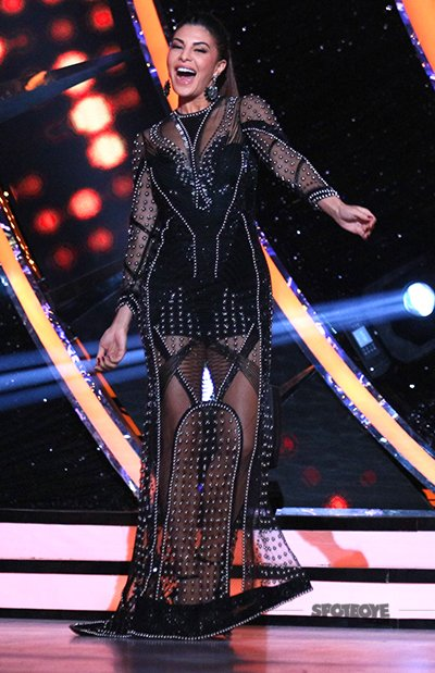 the show-Jhalak Dikhhla Jaa Season 9 JACQUELINE FERNANDEZ as judge
