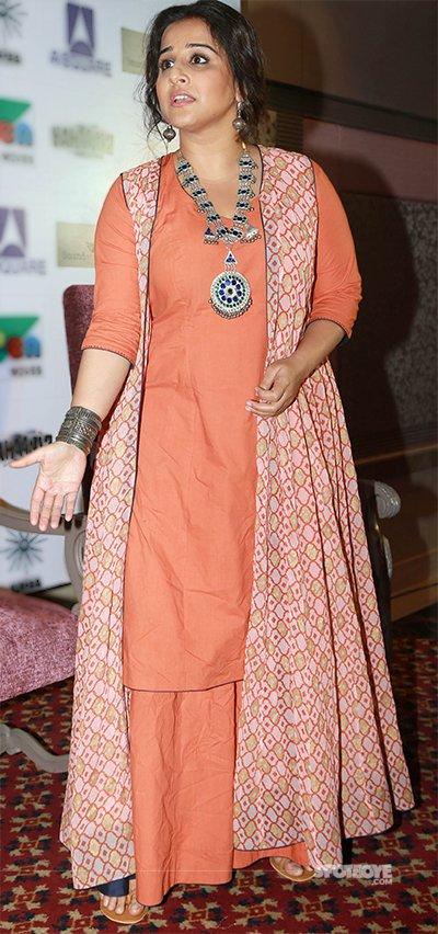Vidya Balan At Kahaani 2 Meet