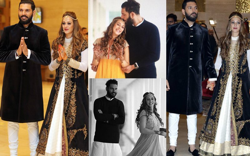 Here's A Proof Of Yuvraj Singh-Hazel Keech's Everlasting Love!