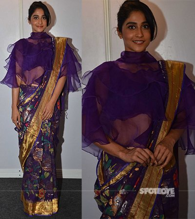 regina cassandra at the lakme fashion week 2017 day 2