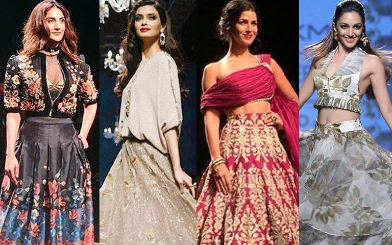 LFW 2017 DAY 3: Vaani Kapoor, Diana Penty, Nimrat Kaur, Kiara Advani Set The Runway On Fire!