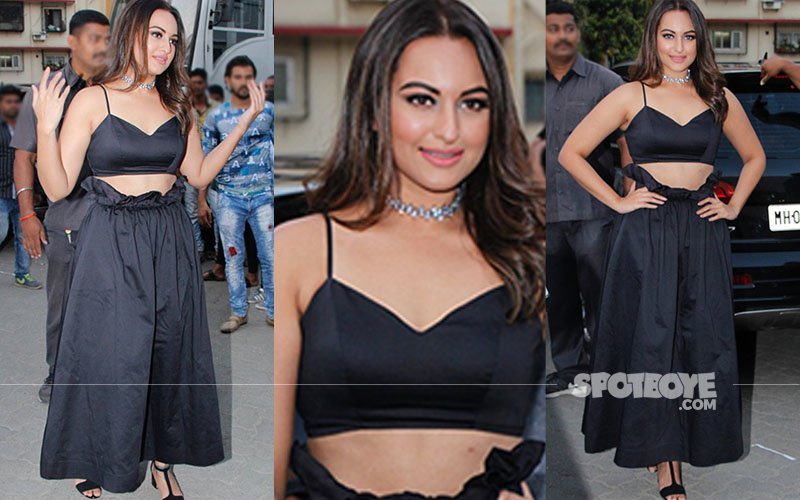 Sonakshi's Outfit Will Have You Screaming, 'HELL NO!'