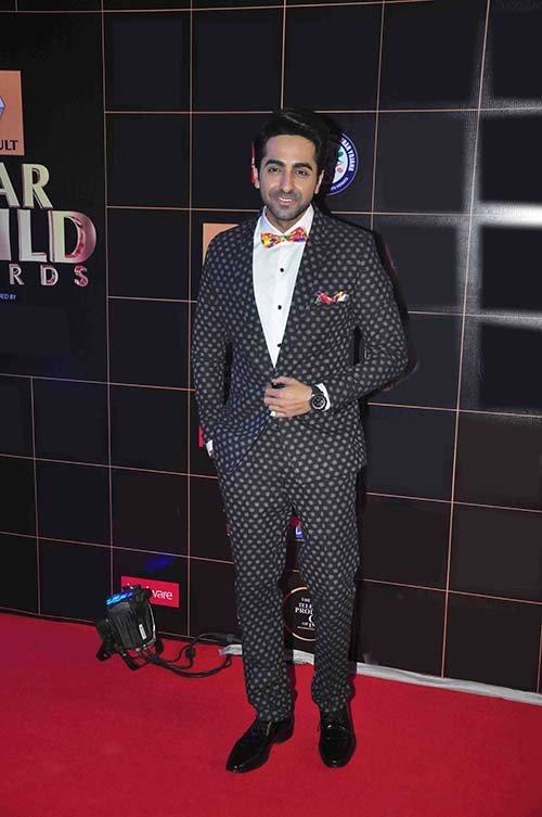 ayushmann khurana in bow tie