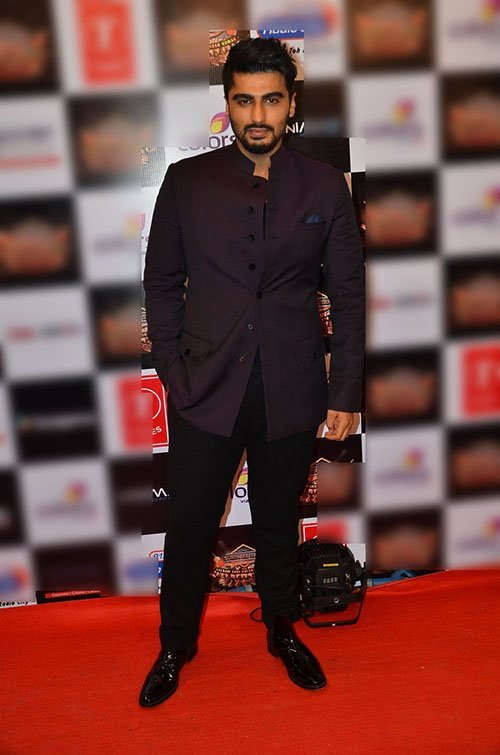 arjun kapoor at an musical event