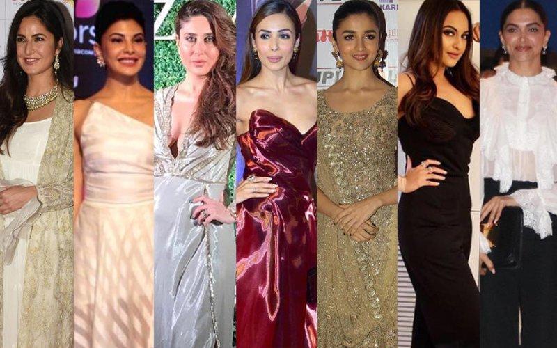 BEST DRESSED & WORST DRESSED Of The Week: Katrina Kaif, Jacqueline Fernandez, Kareena Kapoor, Malaika Arora, Alia Bhatt, Sonakshi Sinha Or Deepika Padukone?