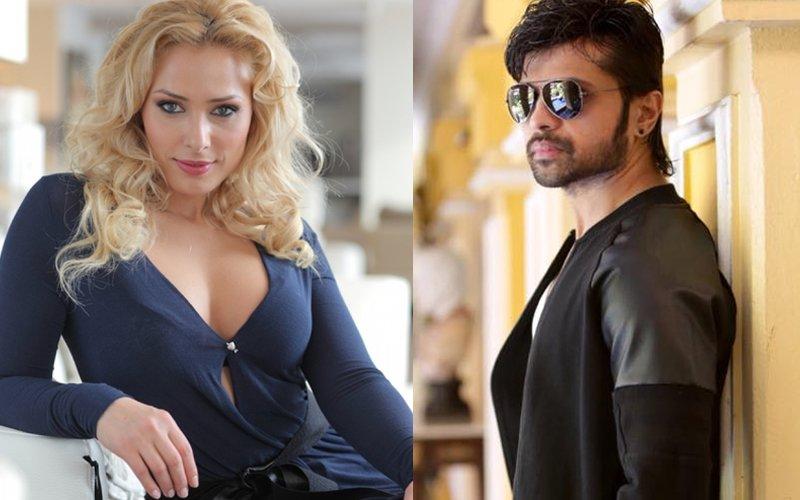 Salman Khan's Ladylove Iulia Vantur Sings A Hindi Number For Himesh Reshammiya
