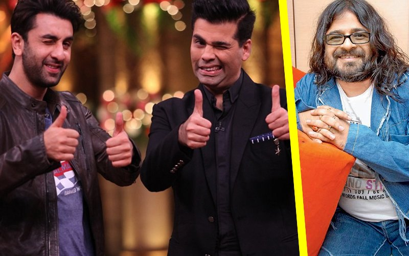 After ADHM, Ranbir Kapoor And Karan Johar Pick Pritam For Dragon