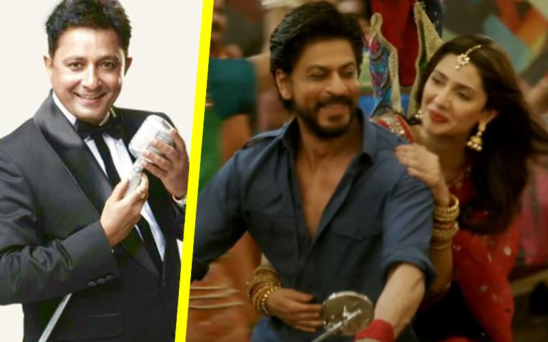 Sukhwinder Was Not The First Choice For Udi Udi From Shah Rukh's Raees