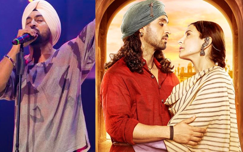 Diljit Dosanjh To Croon A Promotional Number For Phillauri