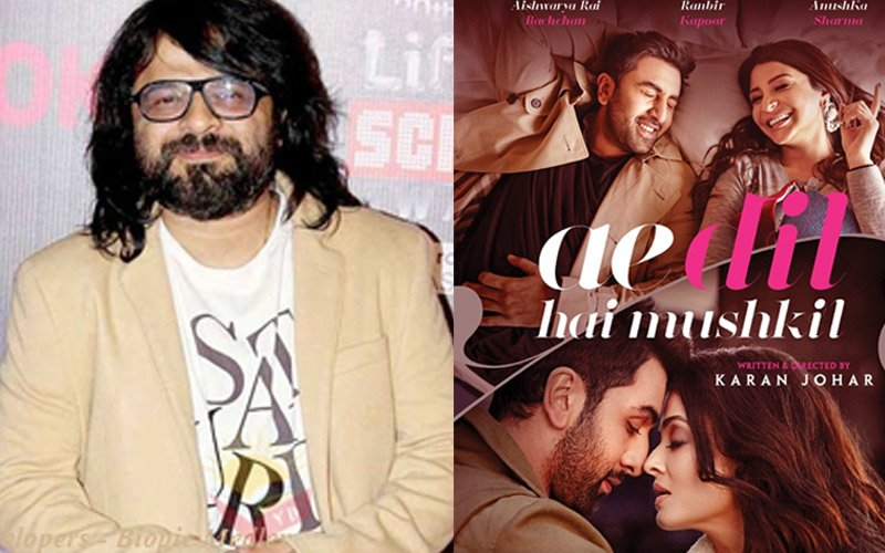 Pritam Wins Best Composer Trophy For Ae Dil Hai Mushkil At Mirchi Music Awards