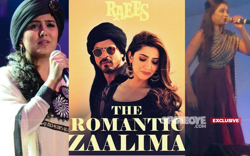 Raees 'Zaalima' Singer STOPPED From Entering Shreya Ghoshal's Concert