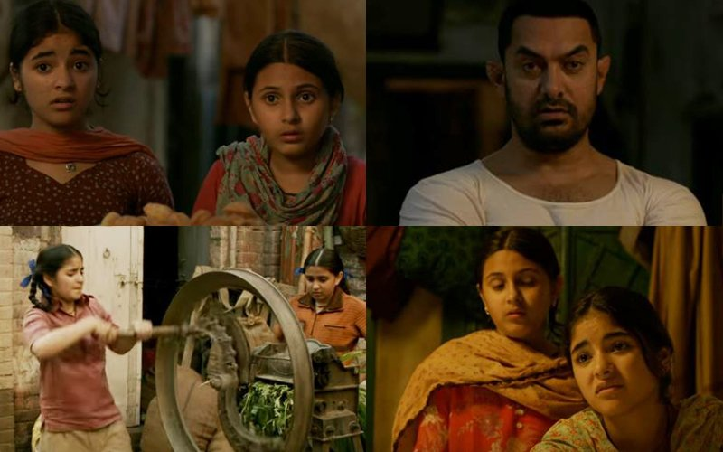 Dangal's First Song Is Out, Here Is Aamir Khan As The Papa Who Preaches