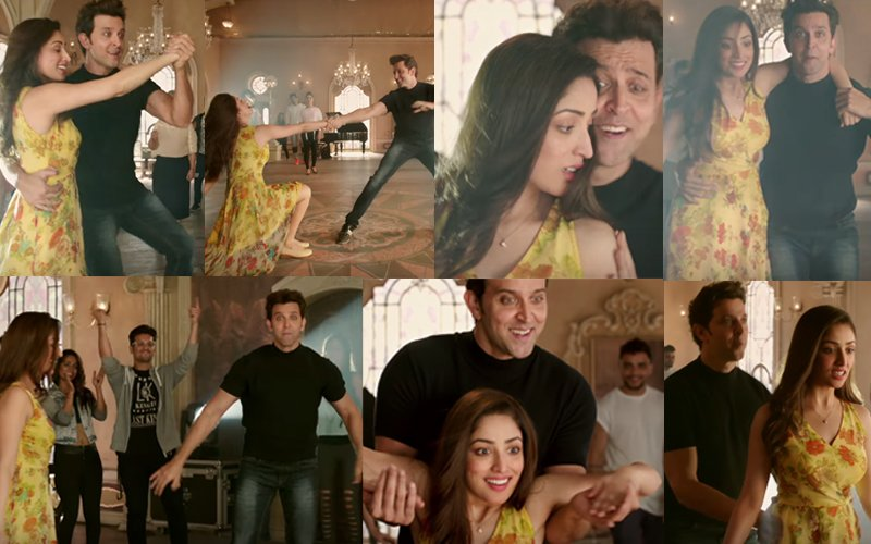 Hrithik Roshan & Yami Gautam Will Get You Groovy With Mon Amour From Kaabil